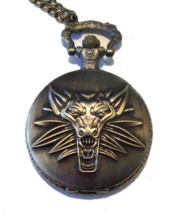 The Witcher Pocket Watch