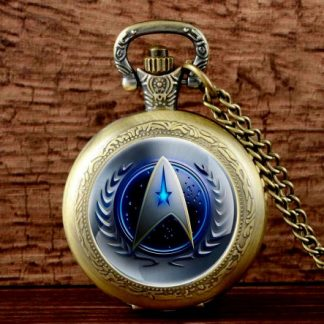 Star Trek Mini Pocket Watch #1