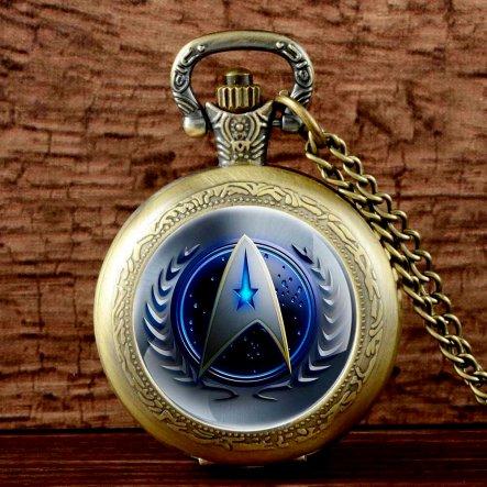 Star Trek Mini Pocket Watch #1