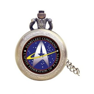 Star Trek Mini Pocket Watch #2