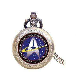 Star Trek Mini Pocket Watch #2