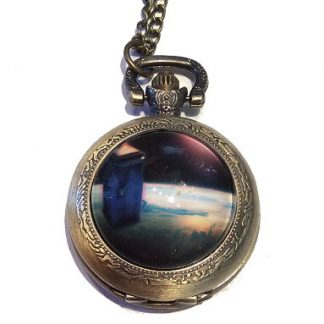Doctor Who Mini Pocket Watch #4 Antique Brass