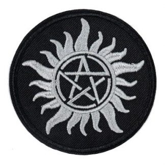 Supernatural Iron-On Patch
