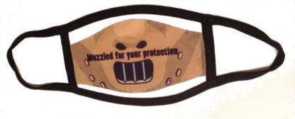 Hannibal Lector's Muzzle Face Mask