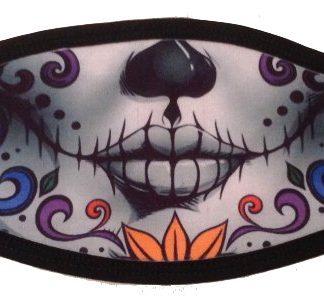 Sugar Skull Face Mask #2