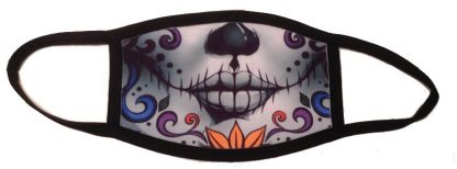 Sugar Skull Face Mask #2
