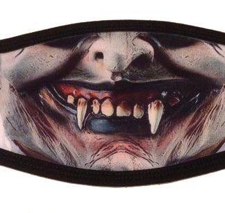 Classic Dracula Face Mask