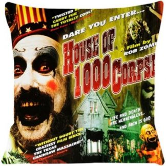 House of 1000 Corpses Pillow Cover