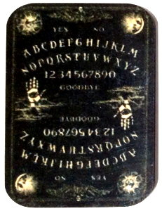 Fridge Magnet #13 - Antique Ouija Board