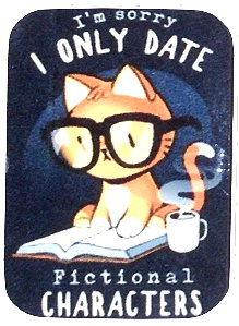 Fridge Magnet #35 - I Only Date...