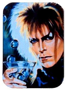 Fridge Magnet #50 - David Bowie Labyrinth