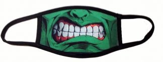 The Incredible Hulk Face Mask