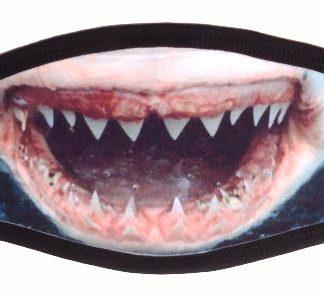 Shark Attack! Face Mask
