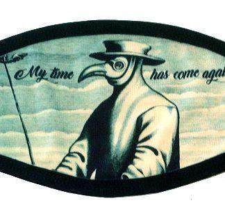 Plague Doctor Face Mask