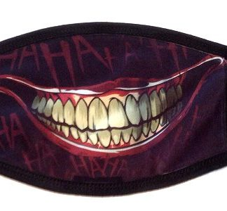 The Joker Face Mask #2 - Dark Animated
