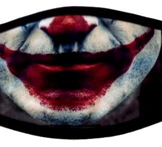 The Joker Face Mask #1 - Joaquin Phoenix