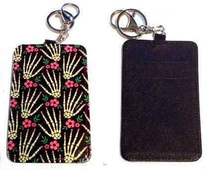 Card Holder Key Chain #16 She's So Polished