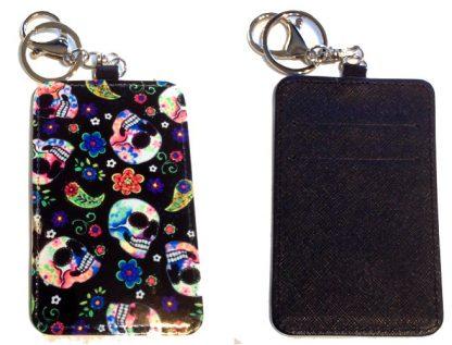 Card Holder Key Chain #16 Pretty On The Inside