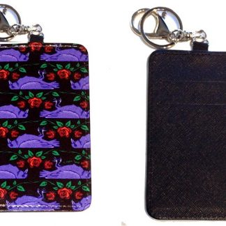 Card Holder Key Chain #20 Nevermore