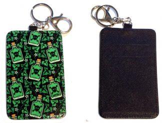 Card Holder Key Chain #26 Poison Ivy