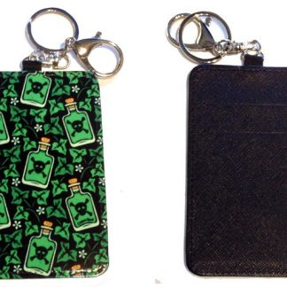 Card Holder Key Chain #26 Poison Ivy