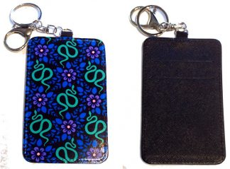 Card Holder Key Chain #27 Garden of Eden
