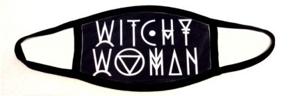 Witchy Woman Face Mask