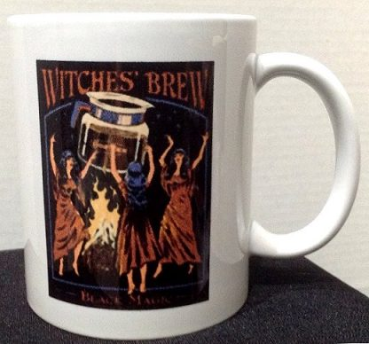 Witches Brew Coffee Mug