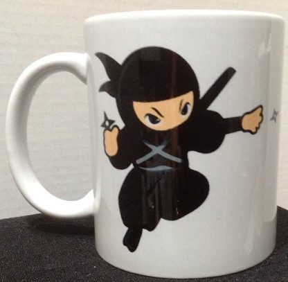 The Assassins Have Failed Porcelain Coffee Mug