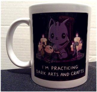 Dark Arts rafts Porcelain Mug