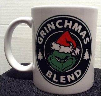 Grinchmas Blend Porcelain Mug