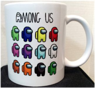 Among Us Porcelain Mug #2