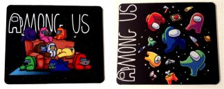 Among Us Mouse Pads