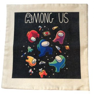 Among Us Pillow Cover #1