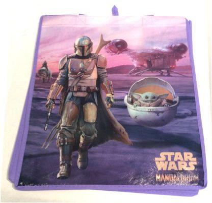 Star Wars The Mandalorian Reusable Shopping Bag #1