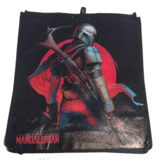 Star Wars The Mandalorian Reusable Shopping Bag #4