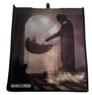 Star Wars The Mandalorian Reusable Shopping Bag #5
