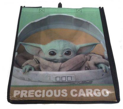 Star Wars The Mandalorian Reusable Shopping Bag #6