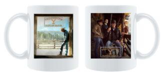 Yellowstone TV Series Porcelain Mug