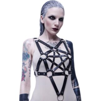 Chest Harness - Three Ring