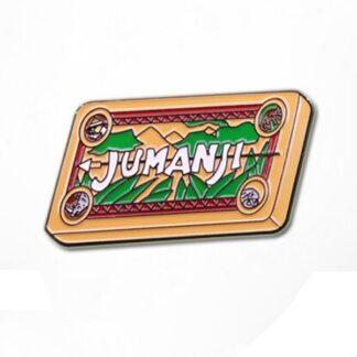 Jumanji Enamel Pin